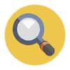 stock-illustration-93564539-vector-magnifying-glass-search-icon-flat-design-style